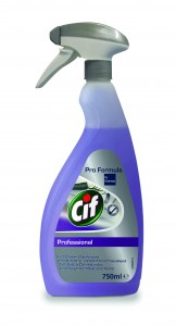 Cif 2in1 Cleaner Disinfectant  płyn do mycia i dezynfekcji 750 ml